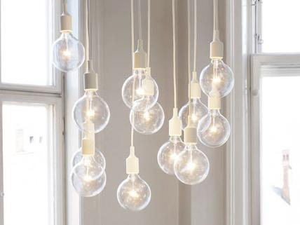 Con una semplice lampadina…
