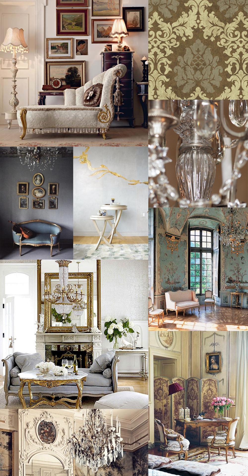 stile barocco 1 2 3 style