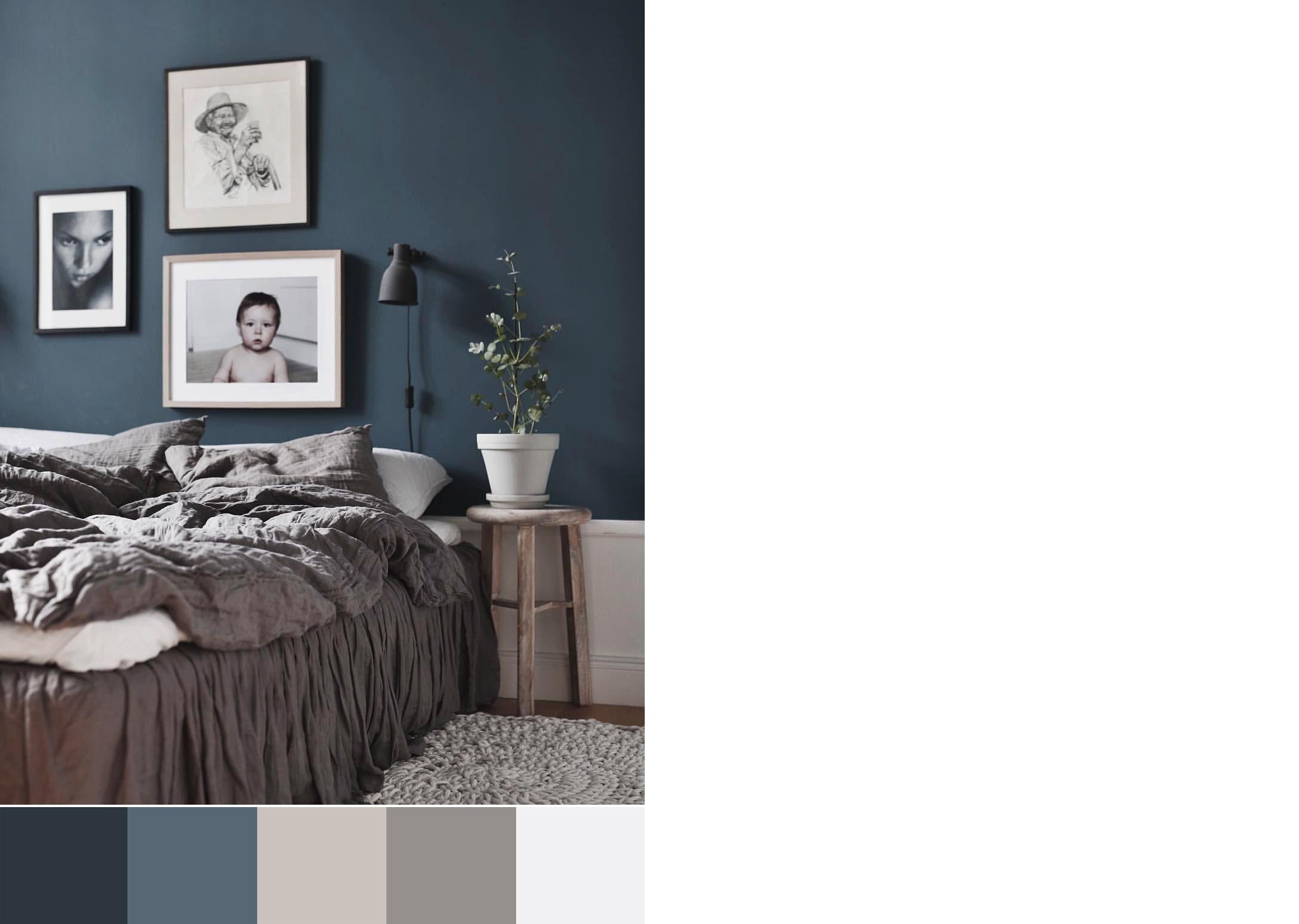 Camera Da Letto Una Varieta Di Palette Colori