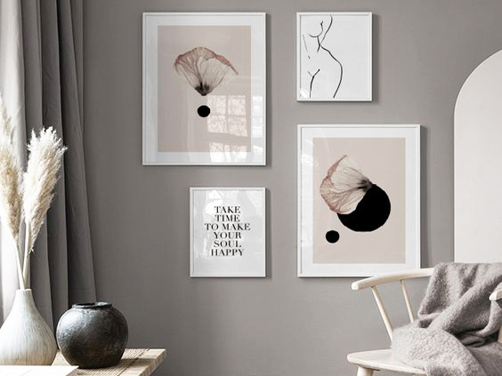 Come creare una Gallery Wall armonica