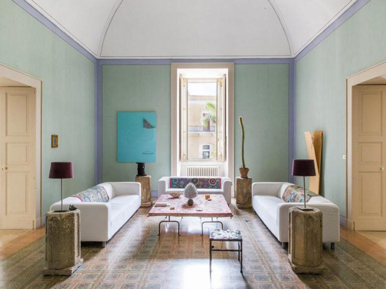 Idee per valorizzare una stanza con la pittura