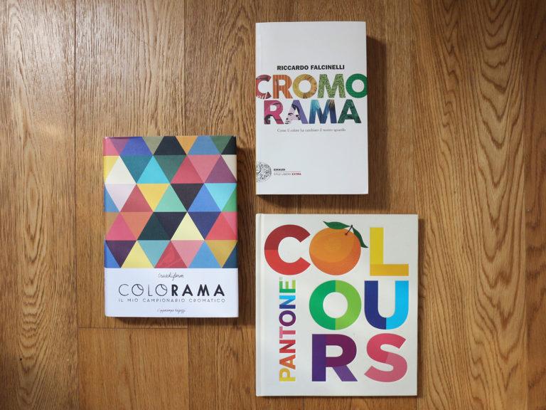 I 3 libri sul colore che non possono mancare nella tua libreria
