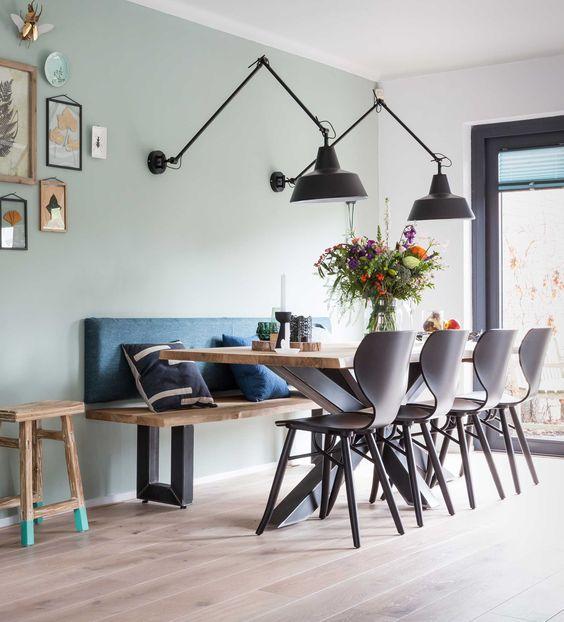 Come Illuminare Il Tavolo Da Pranzo 10 Idee Per Dare Cenare Piacevolmente In Casa Propria Romina Home Lover