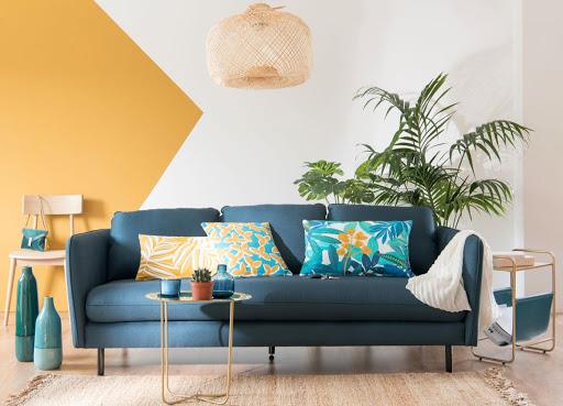 Come e dove applicare il colore all'interno della nostra casa