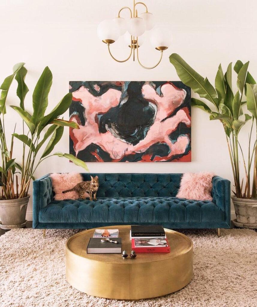 parete divano