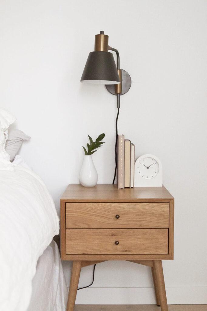 lampada comodino camera da letto
