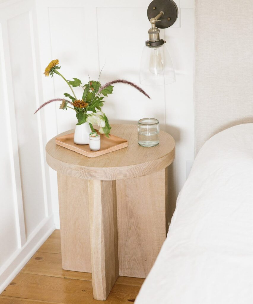 comodino camera da letto