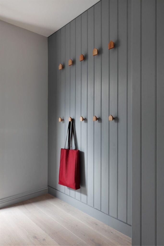 ingresso parete attrezzata