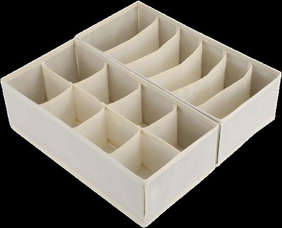 contenitori con divisori