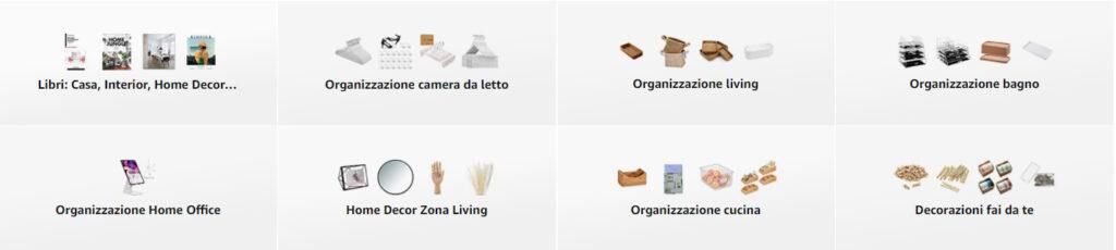 shopping list amazon