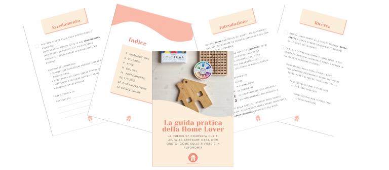 guida pratica home lover