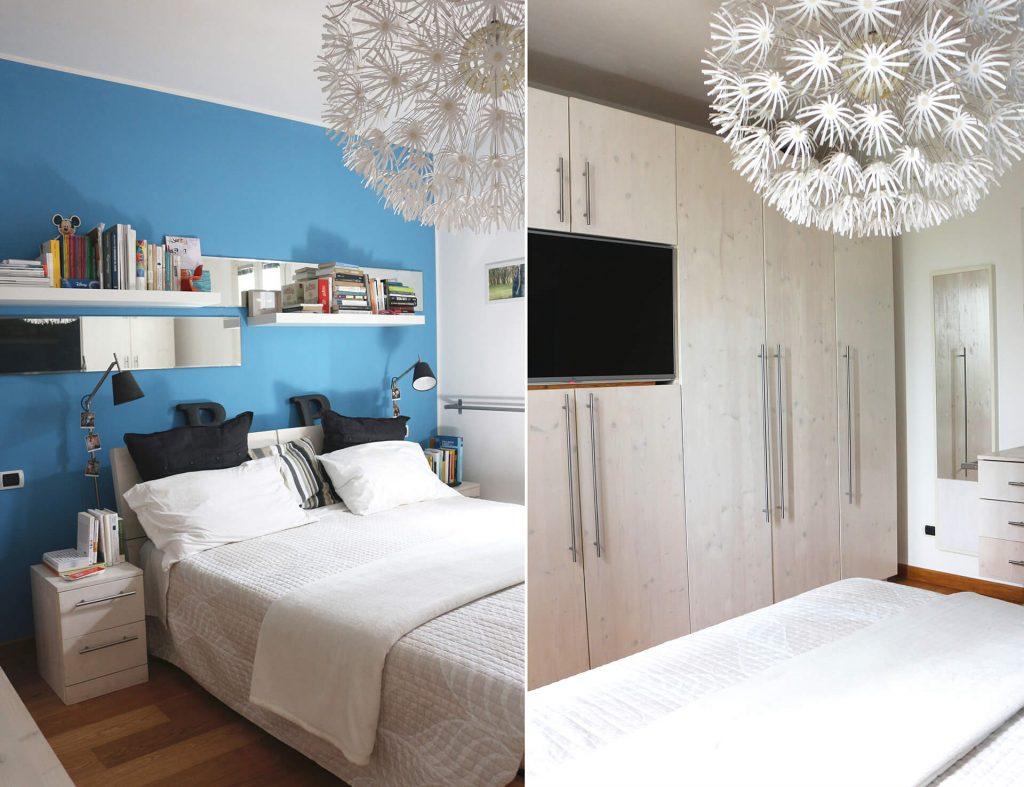 camera da letto Romina